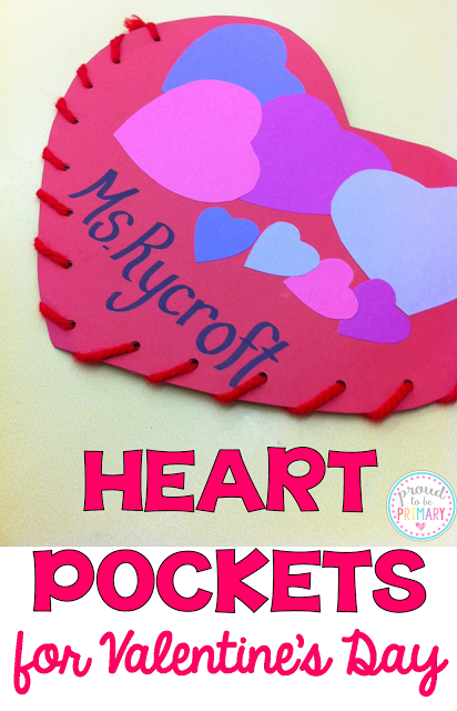 Valentine's Day Heart Pockets