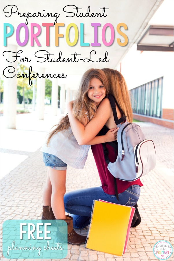 Are you a teacher looking for inspirational ideas for preparing your class for student-led conferences?  This post shares DIY tips on creating the perfect portfolios that will impress parents and how-to prepare children to showcase their classroom work. Head there now to download your free printable self-assessment and reflection forms.