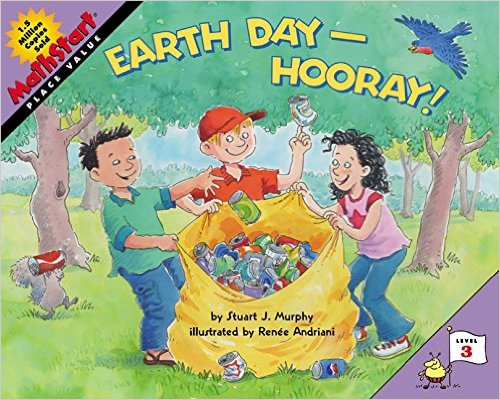 earth day ideas: books - Earth Day Hooray