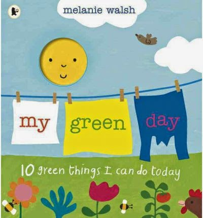 earth day ideas: books - My Green Day