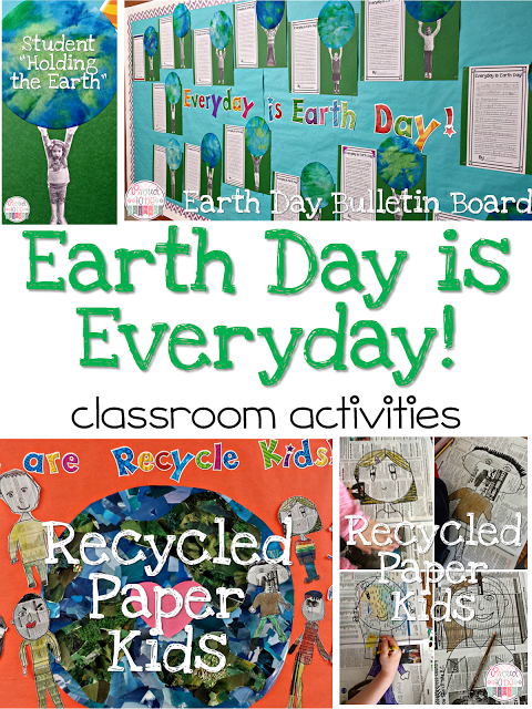 Earth Day Classroom Activities