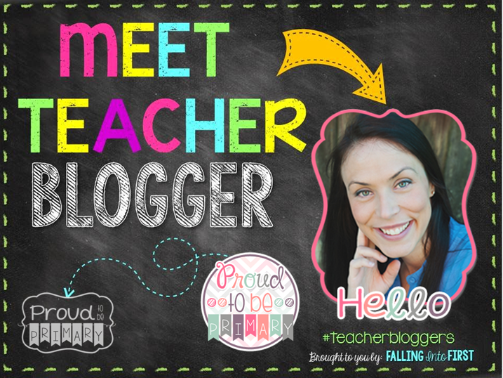 Meet The Teacher Blogger!