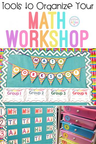 math workshop post PIN