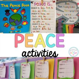 peace activities