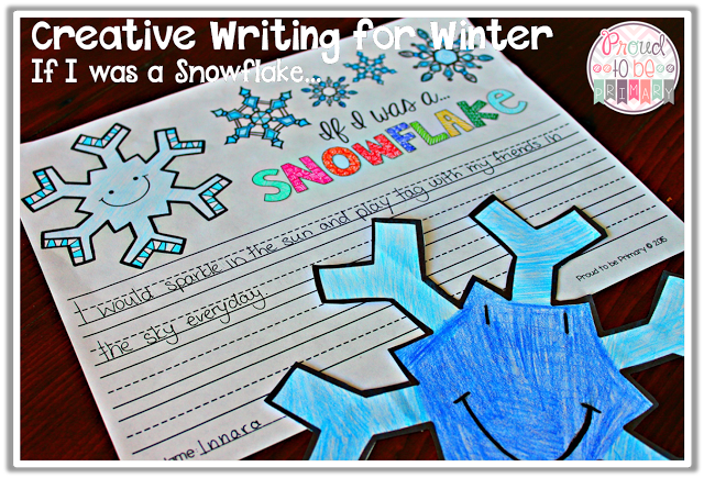 Proud to be Primary: Many styles of writing activities and word activities for every season.