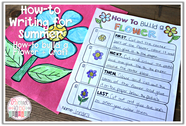 Writing and word activities for every season.