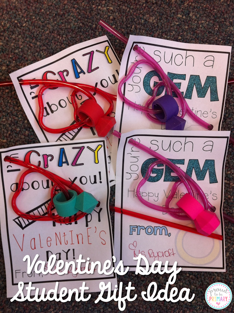 valentine's day activities for elementary school - student gift idea