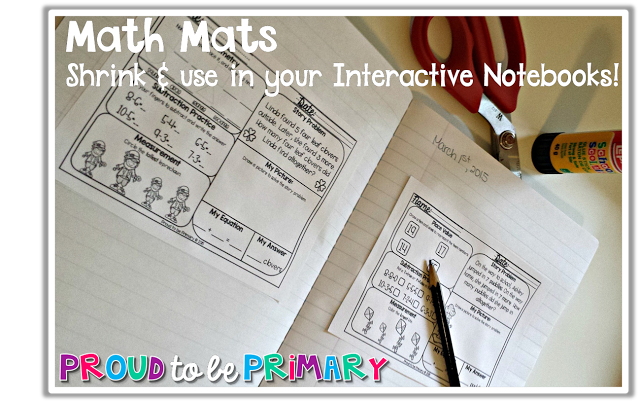 Are you a teacher looking for a math resource that covers many skills and standards and that is fun for kids? Math Mats are great math activities for spiral math review everyday. Great for math centers, morning work, or homework. A FREE printable resource is include.