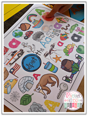 Looking for engaging ways to teach kids the alphabet? Help little learners in preschool and Kindergarten master the alphabet and their letter sounds with these fun and easy to implement activities!