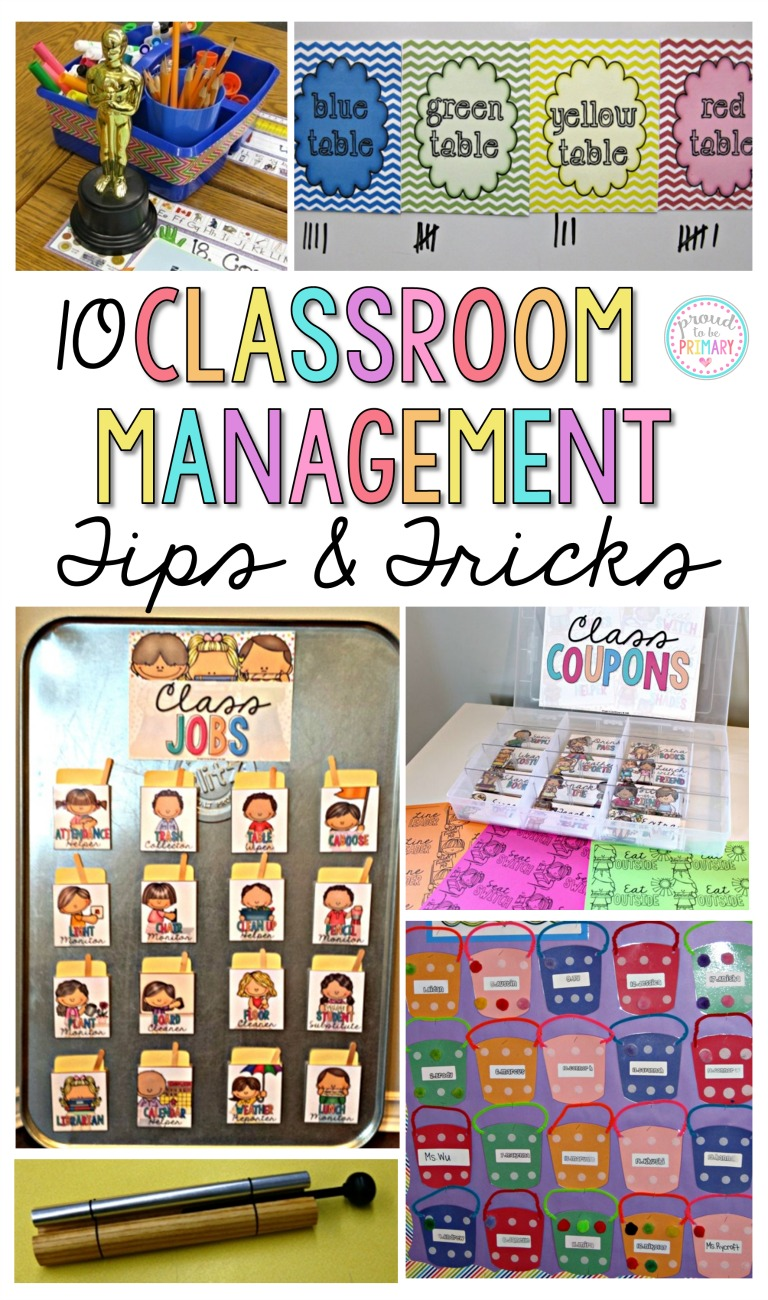 Classroom Ideas For Teachers ~ Class coupons as a classroom management strategy