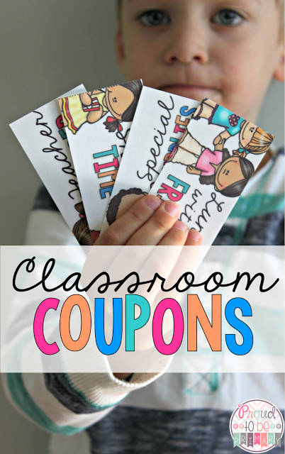coupons for kids - child holding coupons