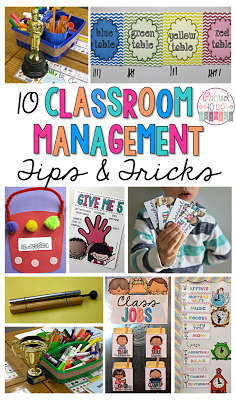 10 Positive Classroom Management tips & tricks by Proud to be Primary