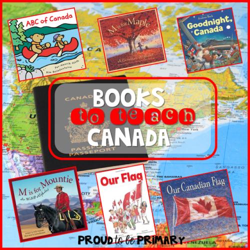 Canada's children's books