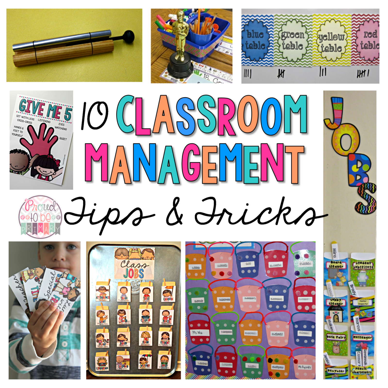 Classroom Ideas Primary ~ Positive classroom management tips and tricks