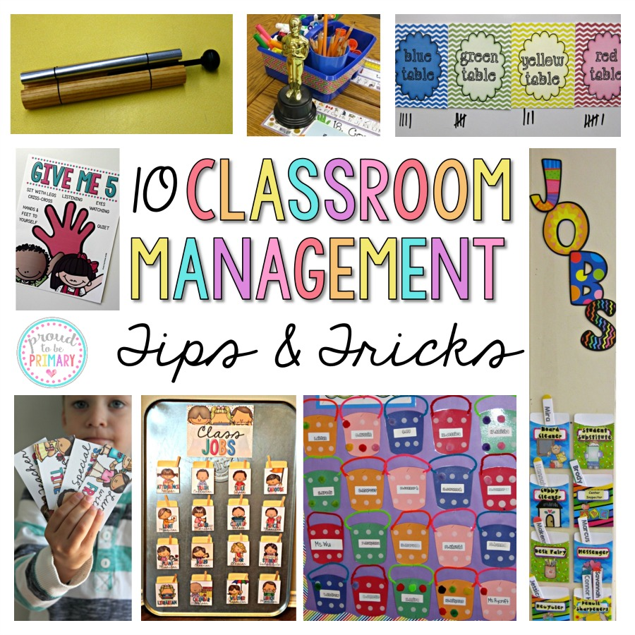 Classroom Management Ideas For Substitutes ~ Positive classroom management tips and tricks