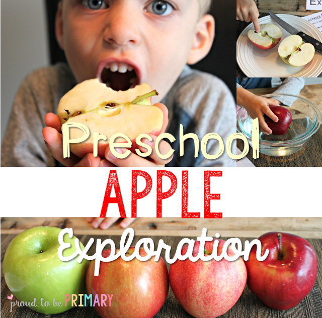 Apple Exploration Activities
