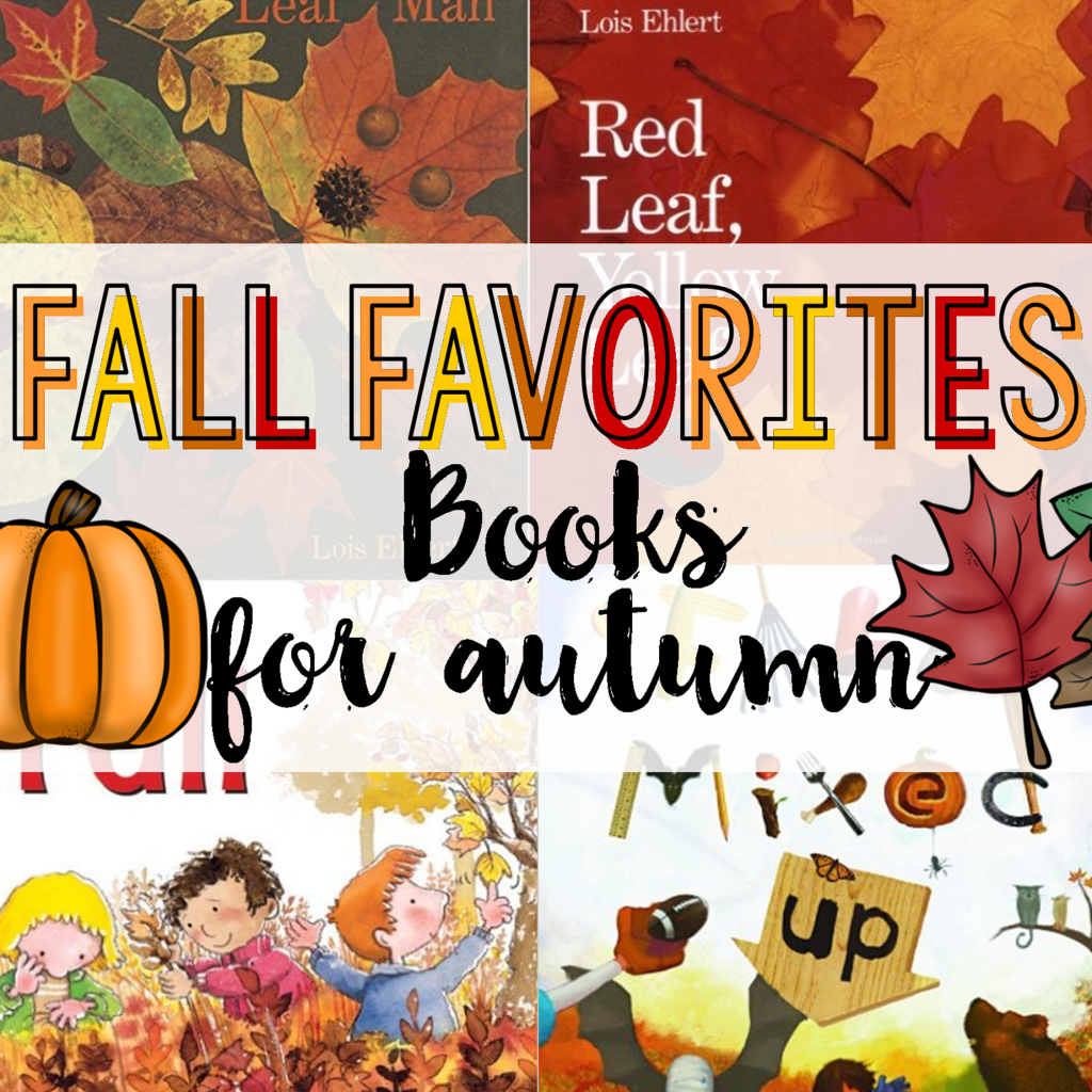 Huge lists for teachers of favorite children's literature books perfect for fall read alouds, including fiction and non-fiction books about pumpkins, leaves, spiders, bats, and owls. #booksforkids #fallbooks #childrensbooks