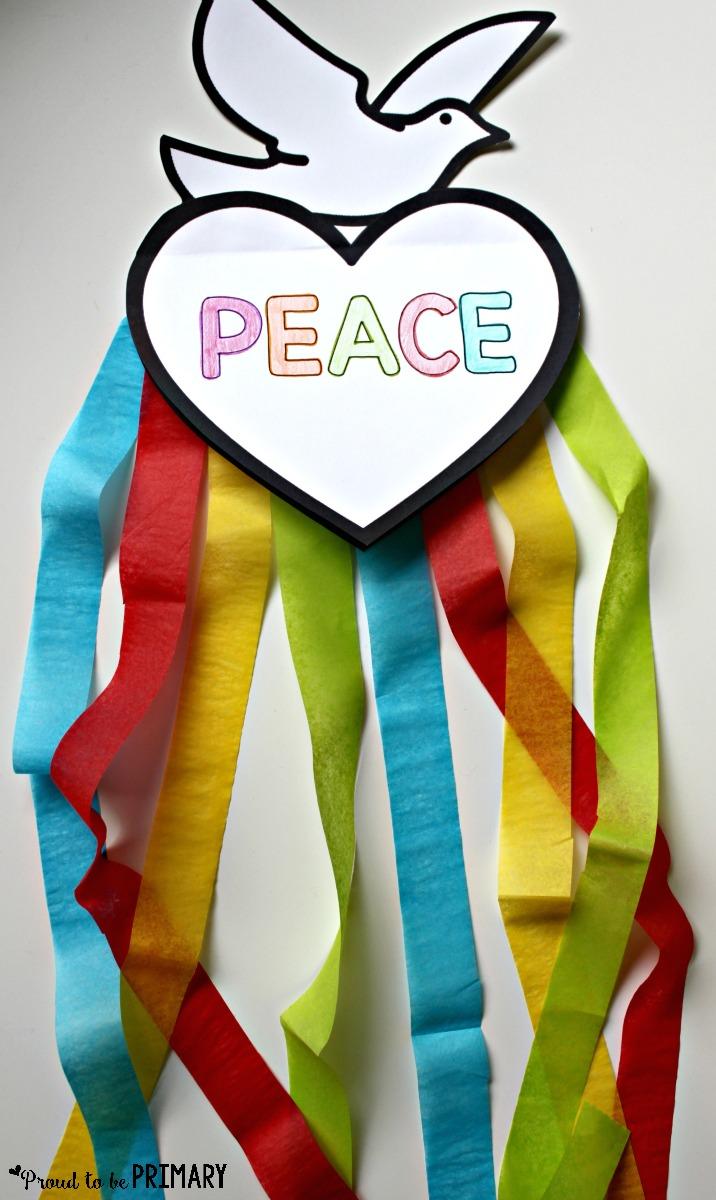International Peace Day Crafts