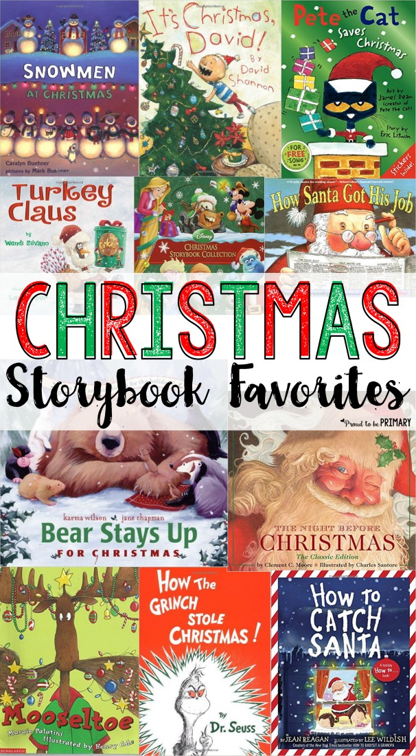 The Christmas Story Book.Christmas Story Books That Grab Their Imaginations Proud