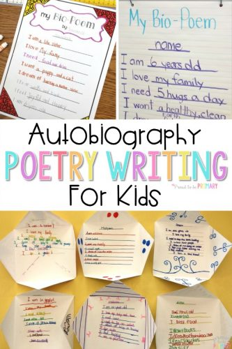 poetry writing for kids