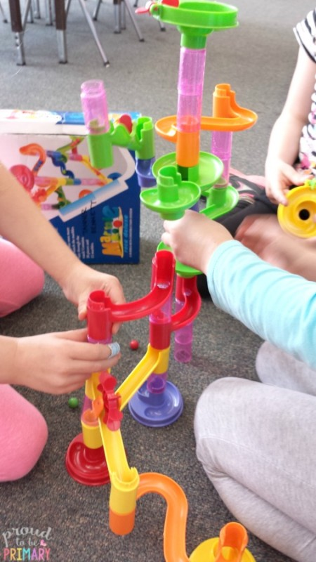 community building in the classroom problem solving games