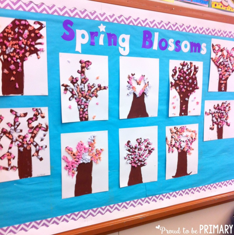 Spring activities for kids | Check out this post filled with spring classroom activities and resources for kids in primary. Art, ELA and poetry, and life sciences activities, as well as spring books and videos to share. Head there NOW to grab your FREE resources!
