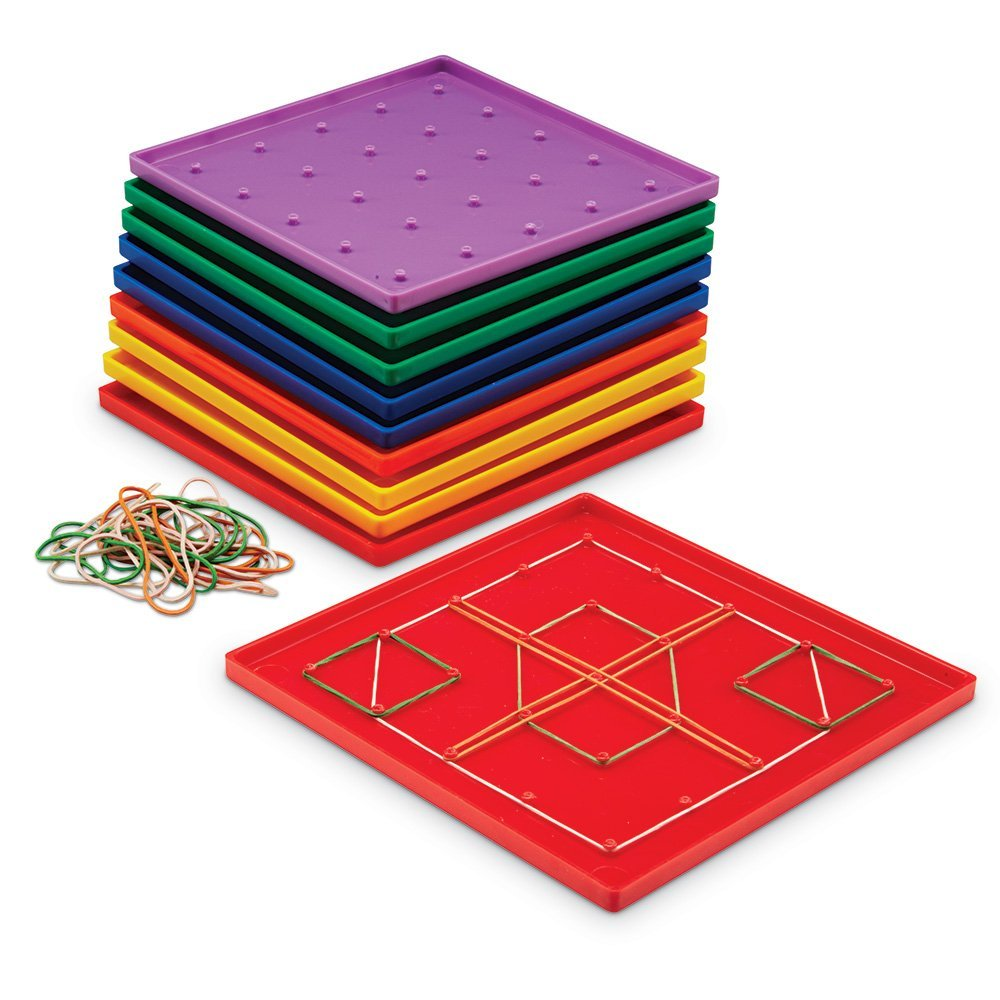 math manipulatives every classroom needs - geoboards