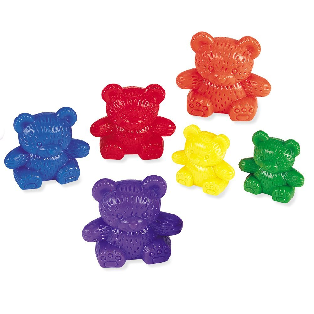 math manipulatives every classroom needs - counting bears