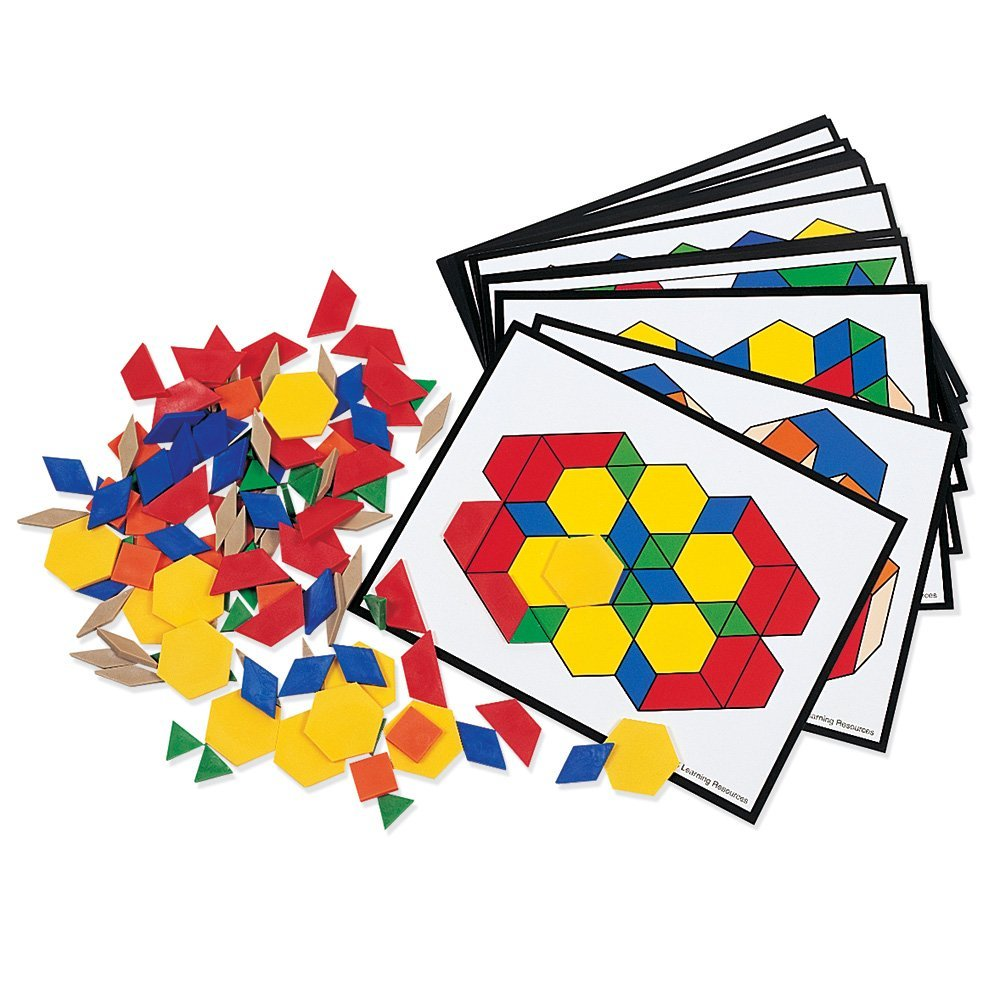 math manipulatives every classroom needs - pattern blocks