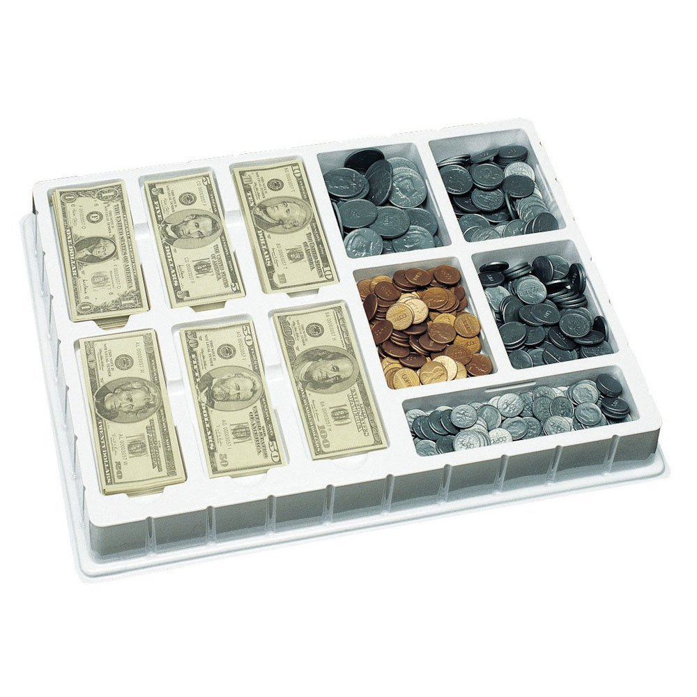 math manipulatives every classroom needs - play money set