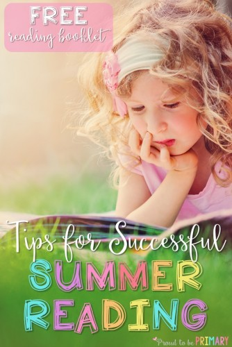 FACT: Children need to read over their summer vacation to retain their reading skills from school. TRUTH: Teachers and parents can make reading over the summer FUN with these summer reading tips and a FREE booklet kids will LOVE! #teachingreading #readingwithkids #summerreading #teacherfreebie #summeractivitiesforkids