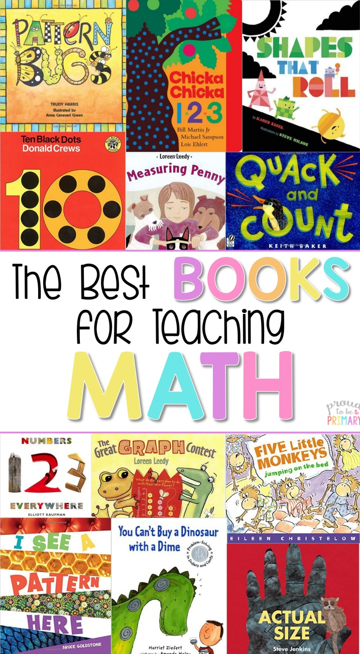 Math Books For Kids The Best Method For Using Them In The Classroom