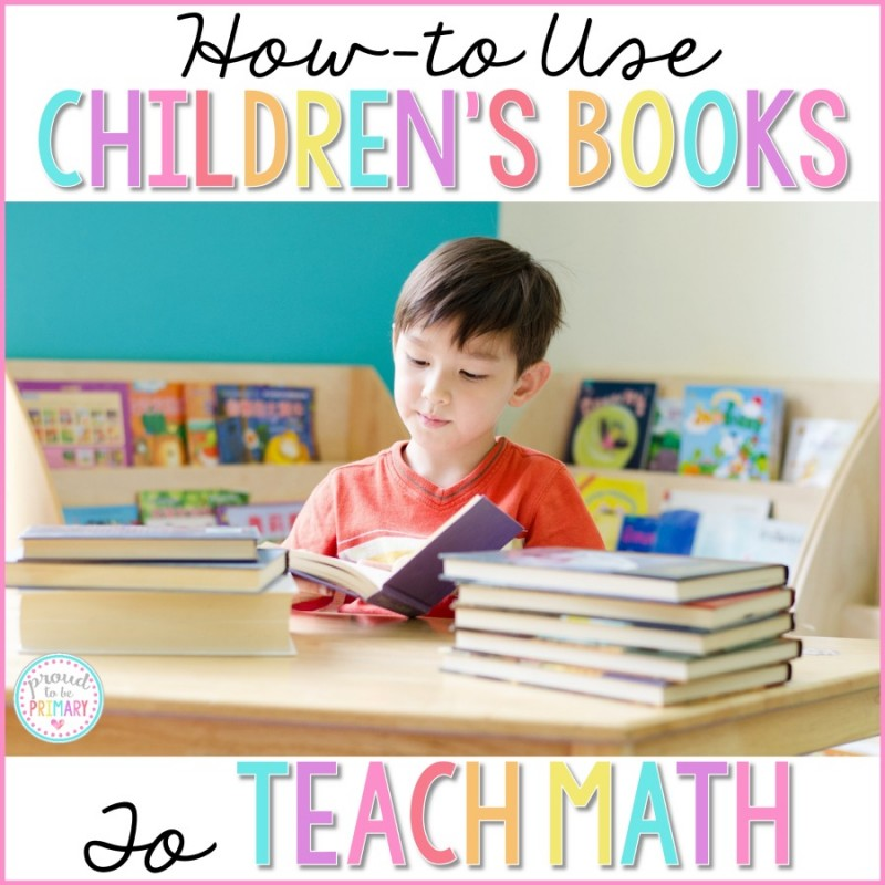Children's Books for Teaching Math