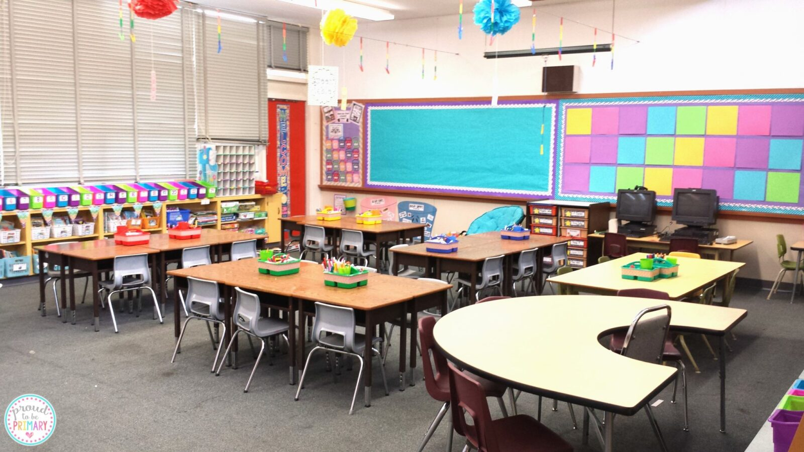 Classroom Organization Ideas Elementary ~ Teacher tips for the first week of school proud to be