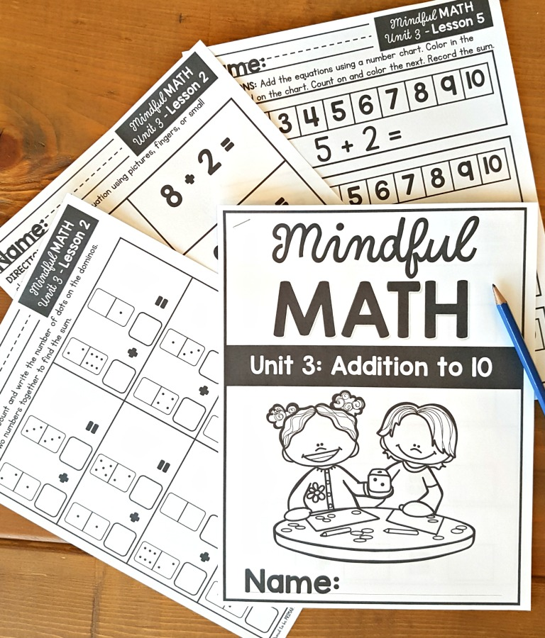 Mindful Math Curriculum – Proud to be Primary