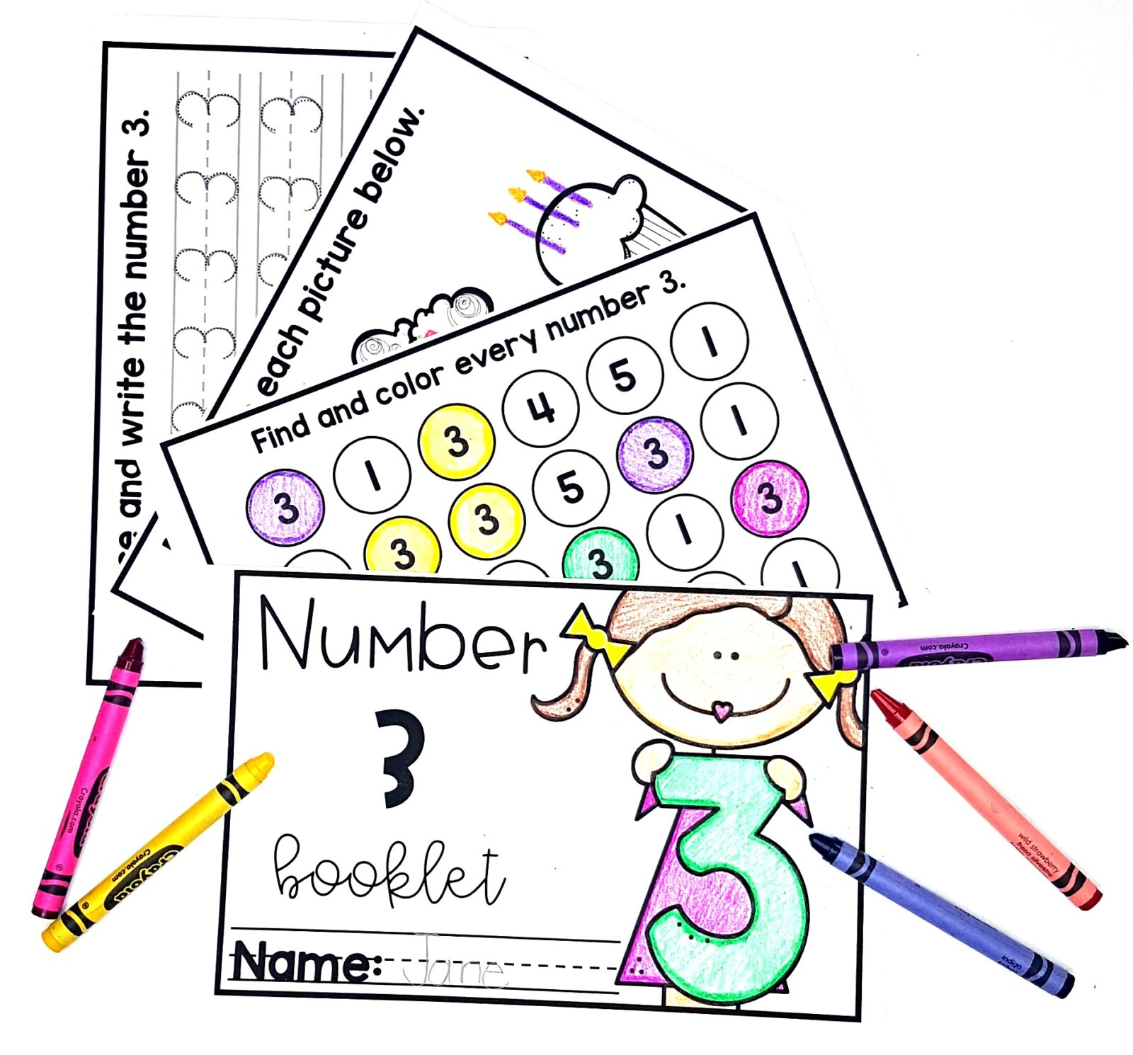 mindful math program practice worksheets