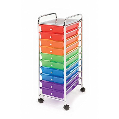 Holiday gifts for teachers - multicolored cart