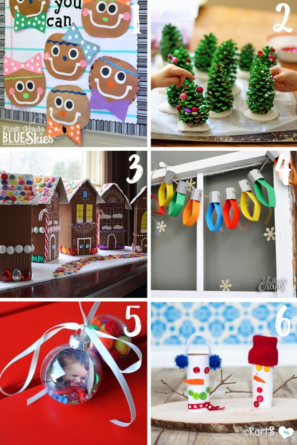 Arts And Craft Christmas Ideas Part - 42: 30 Of The BEST Christmas In The Classroom Ideas For Teachers. Plan Your  December With