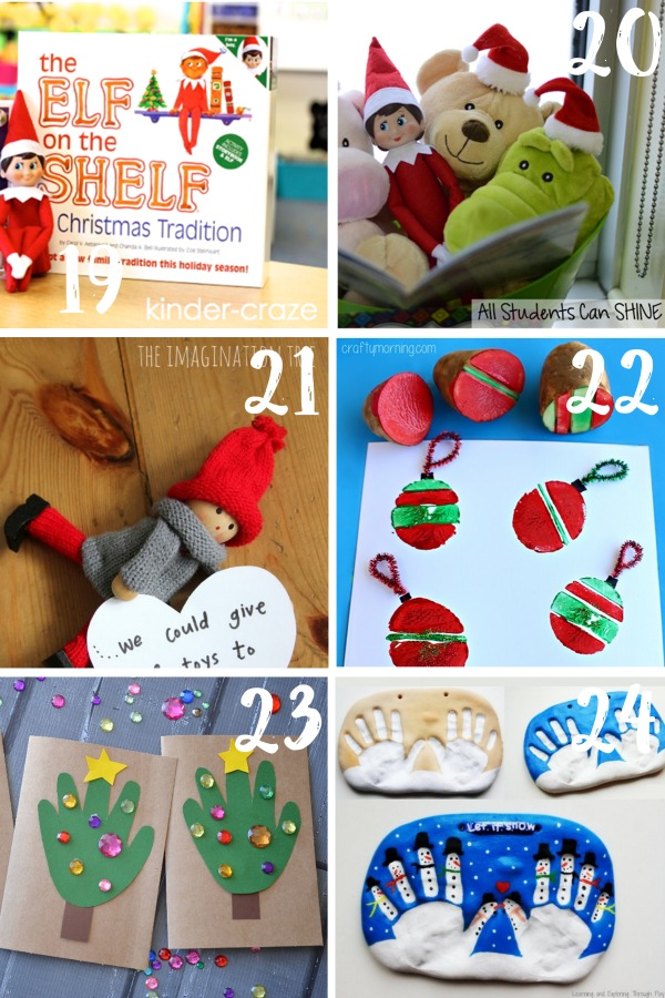Christmas Classroom Activities: gift ideas