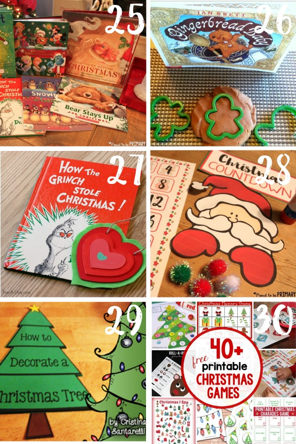 Christmas Classroom Activities: Christmas cards