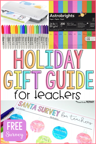 Holiday Gifts for Teachers that They'll Truly Love You For