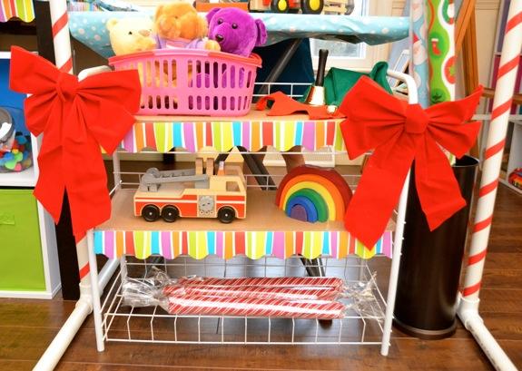 santa's workshop play - inner child fun
