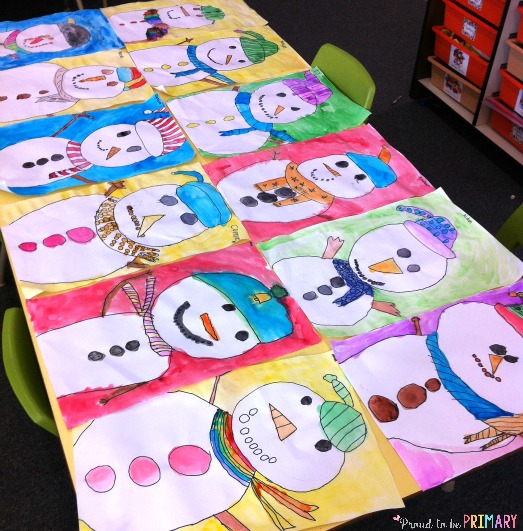 20 snowman activities for kids, includes arts & crafts, DIY decor for your classroom and home, hands-on learning activities, and other ideas for winter. #snowmanart #snowman #artforkids #snowmanactivities #snowmancrafts #kidart #winteractivities #winterart