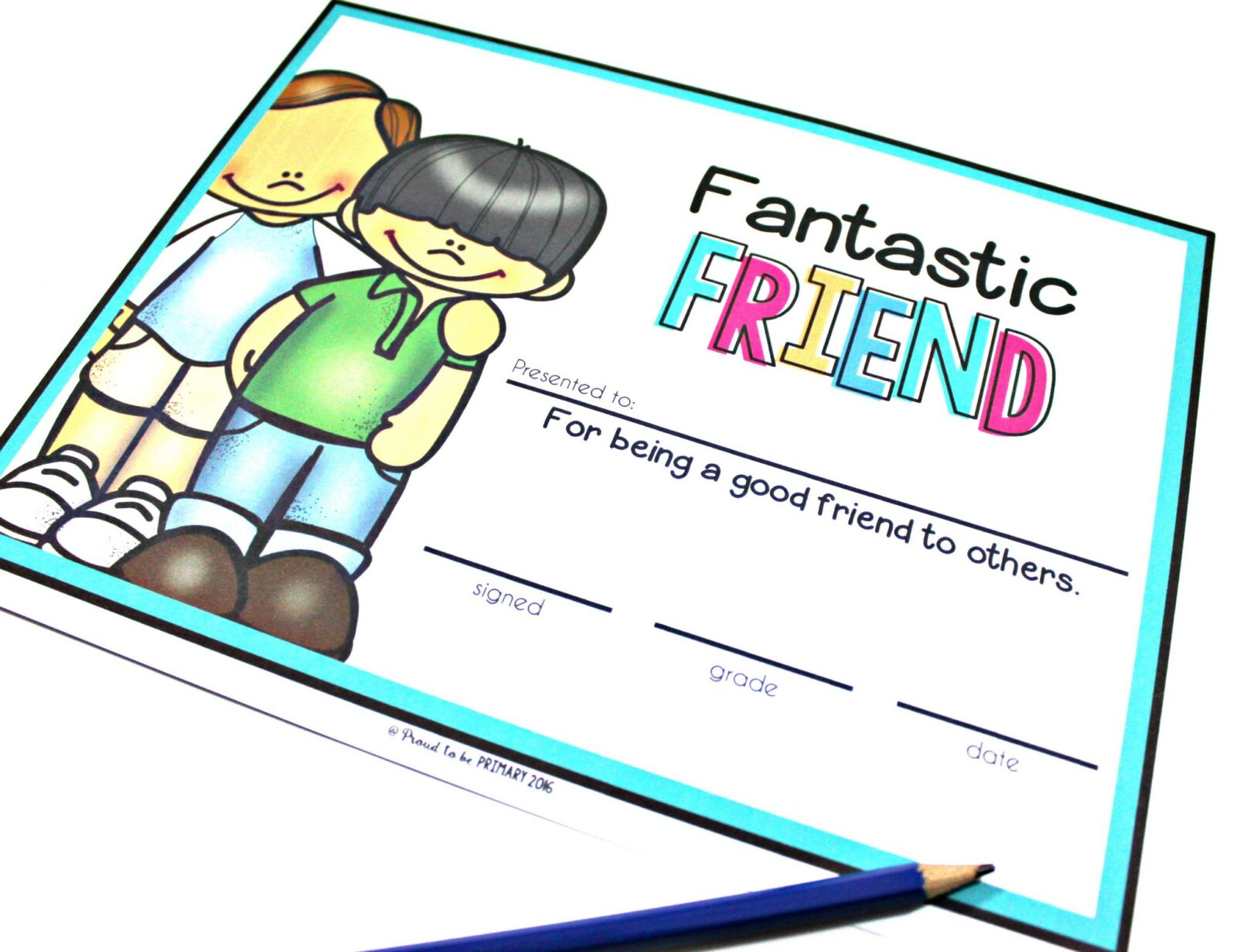 reward for kids - printable certificate awards for students