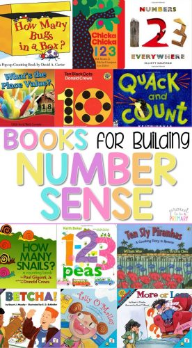 book collage for best math books – Proud to be Primary