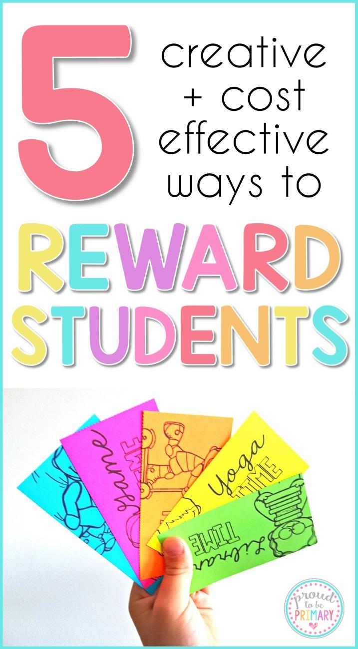 Kids Reward System Ideas
