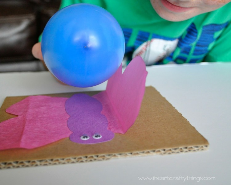 I Heart Crafty Things - Static Electricity