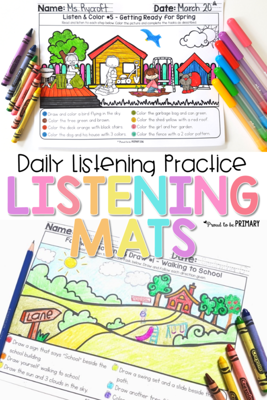 7 Listening Activities to Get Your Students Attentive