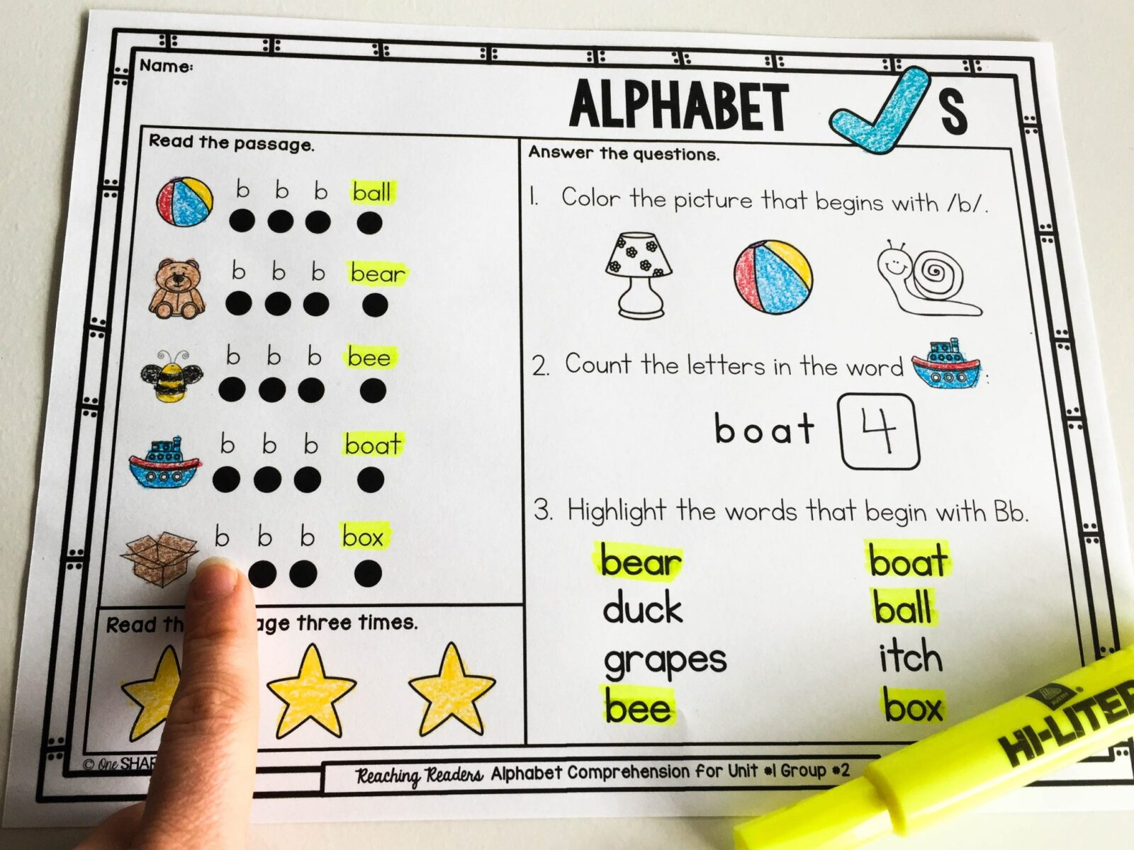 Fun Ways To Teach Letter Recognition