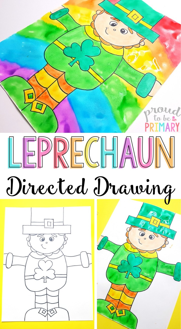 Ausgezeichnet Leprechaun Malvorlagen St. Patricks Day Bilder ...